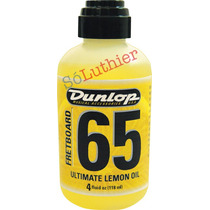 Óleo De Limão Para Escalas | Dunlop | F65