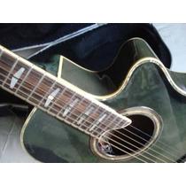 Violão Yamaha Apx 20 - Com Case - Eletrico