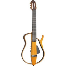 Violão Elétrico Nylon Slg-130nw Silent Yamaha