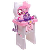 Fogão Infantil Hello Kitty Cozinha Brinquedo Menina Bbra