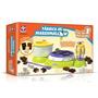 Brinquedo Novo Fábrica De Marshmallow Faz De Verdade Estrela