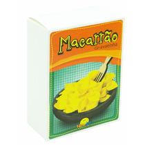 Comidinhas, Macarrão Gravatinha - Brinquedo De Madeira
