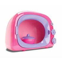 Microondas Com Som Big Chef Infantil Brinquedo - Mielle