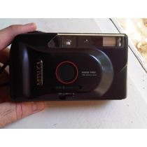 Antiga Maquina Fotográfica Yashica Preta Foto Barata