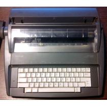 Máquina De Escrever Elétrica Brother Ax-325 P/ Reparar Rolo