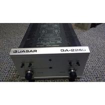 Amplificador Quasar Qa-2240 Prata