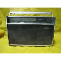 Radio Philco Transglobe Só Am - C/ Defeito - No Estado -