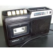 Radio E Toca Fitas K7 Mecca