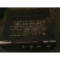 Amplificador Quasar Qa 1150 Conservadíssimo