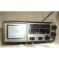 Micro Tv Radio Am Fm Unisonic Japan