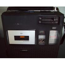 Lindo Radio E Toca Fitas K7 Aiko Atpr 406r
