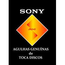 Capsula + Agulha Toca Discos Sony P S L X - 510 Tangencial