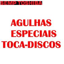 Agulha Semp/ Toshiba -do Toca Disco Dd 200 (**) Pronta Entre