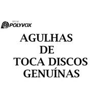 Agulha Polivox -do Toca Disco Td 200(*) Pronta Entrega!