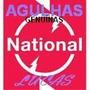 Agulha National/ Technics -do Toca Disco 9000 S/t/u (**)