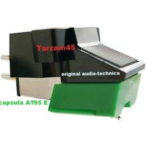 Capsula Original Audio Technica At95 E Sony Cce,sharp,philco