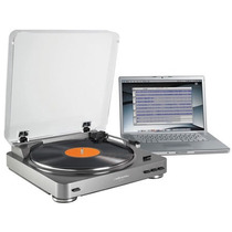 Vitrola Toca Discos Audio Technica At-lp60 Usb