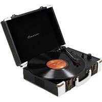 Toca Disco Vitrola Maleta Executive - Classic Marrom 36.955