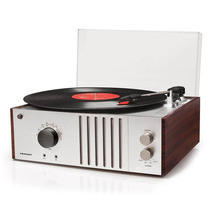 Vitrola Player Com Rádio Am/fm Crosley