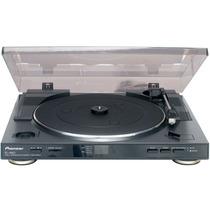 Vitrola Toca Discos Pioneer Pl-990 Stereo Automática Dos Eua