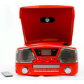Toca Discos Memphis Com Cd, Rádio Am Fm, Usb, Sd Card, Entr