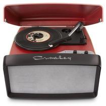 Vitrola Digitalizadora De Áudio Crosley Collegiate Portátil