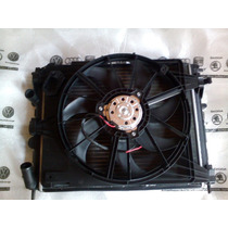 Conjunto Kit Radiador Condensador Ventoinha Renault Clio
