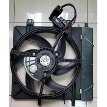 Ventoinha Do Radiador E Ar Condicionado Citroen C3 Até 2009