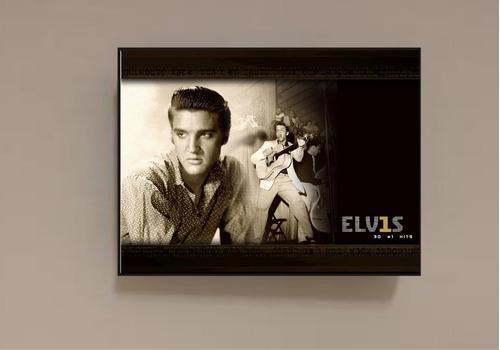 Elvis Presley - Quadro De Parede