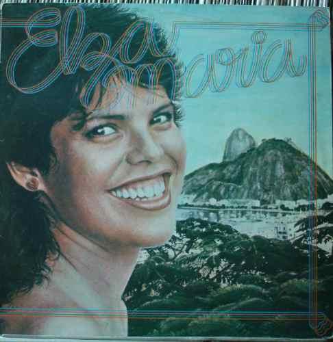 Elza Maria Amor Carioca - Lp Polygran 1983 Stereo - elza-maria-amor-carioca-lp-polygran-1983-stereo-14287-MLB168305596_6062-O
