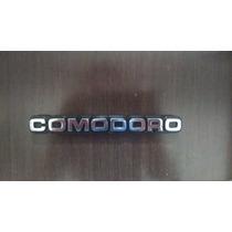 Emblema Comodoro Gm Original
