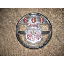 Emblema Frontal Trator Ford 600