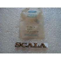 Emblema Del Rey Dourado Ouro Ford Ghia Belina Scala Corcel 2
