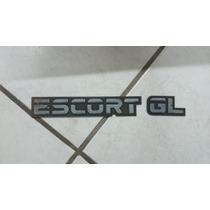 Kit Letreiro Ford Escort Gl
