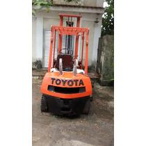 Empilhadeira Toyota 25000kg - 2,5 Ton
