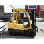 Empilhadeira Hyster 2,5 Tons. 2010 Torre Triplex 7,60 Alto
