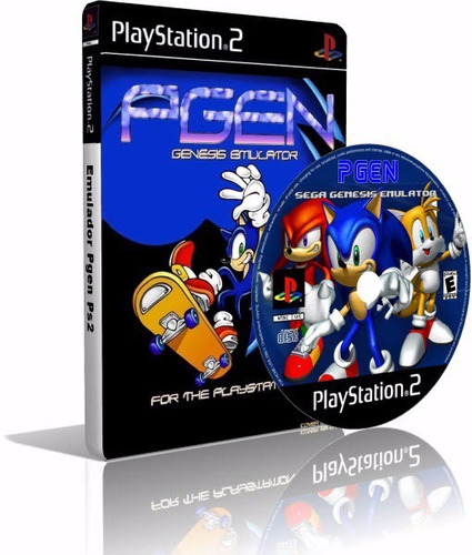 emulador para playstation 2:
