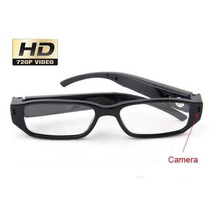 Óculos Espião Micro Câmera Filma Em Hd 720p 8gb