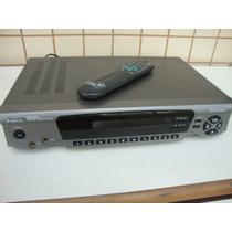 Videoke Raf 2500 Com 3 Cartuchos Adicionais