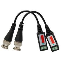 Adaptadores P/ Cabo Utp P/ Conexão Coaxial - P/ Cameras Dvr