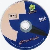 Dvd Hd12 C/ 5mil Música P Aparelho Vmp 300d Karaoke Videoke