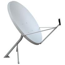 Antena 90cm Banda Ku Completa
