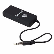 Adaptador Bluetooth Transmissor Receptor Audio Dongle P2 3,5