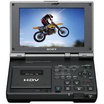 Gravador E Reprodutor Portátil De Mini Tv Sony Gv-hd700 Hdv