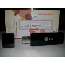 Adaptador Wifi Usb Dongle - Lg An-wf100