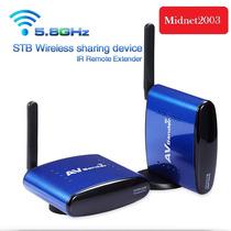 Transmissor De Áudio E Vídeo Wifi 5.8ghz - Pat-530