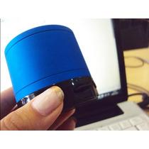 Mini Alto Falante Bluetooth Cybertec Sp-100