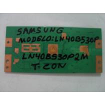 Placa T-com Tv Samsung Lcd Modelo: Ln40b530p.