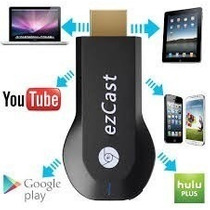 Wifi Hdmi Dlna Airplay Dongle Ezcast - Sua Tv Uma Smart Tv