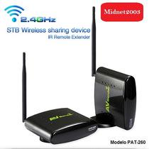 Transmissor De Áudio E Vídeo Wifi 2.4ghz - Pat-260